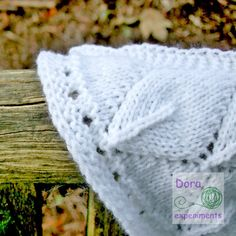 shawl, for children, knitted, hand made