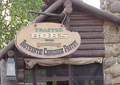 Trapper Bob's. Another favorite of mine that Disney removed. Getting a Beaver Tail and asking the cast member to sing the Beaver Tail song.