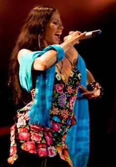 Love her music...Lila Downs