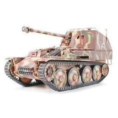 German Tank Destroyer Marder III M - 1:35 Scale Military - Tamiya: Amazon.co.uk: Toys & Games