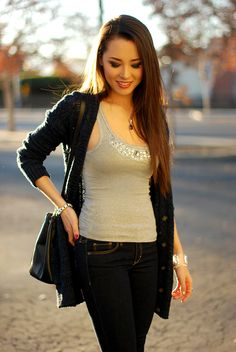 Hapa Time - a California fashion blog by Jessica - new fashion style - 2014 fashion trends: Casual Friday