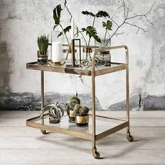 NORDAL Trolley (Gold)