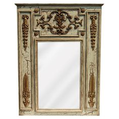Shop Wayfair for Hickory Manor House Chateau Trumeau Mirror - Great Deals on all  products with the best selection to choose from!