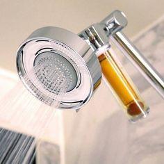 Só porque uma tarefa como o banho é feita todos os dias, não significa que não há possibilidades para deixá-la mais interessante e até mesmo mais prática.