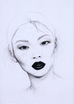 Lorcy Charlotte- Portrait 3