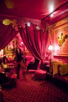 seance lounge | Muriel's | NOLA