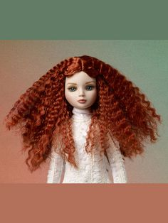 Wild Daze wig - Red | Wilde Imagination. I just realized I didn't have this listed here. Now I do.