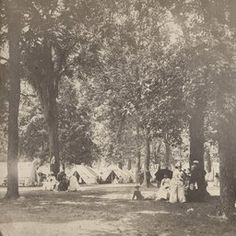 The first Woodland Arts Fair?Women and Christian Temperance Union - Kentucky Digital Library Woodland Art, My Old Kentucky Home, Art Fair, White Photography, Past, Sunshine, Christian, Colorful, Bright