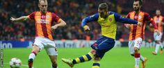 #Arsenal's Second String Do It In Style. Podolski and Ramsey Both Pick Up a Brace in Win Over Galatasaray.  With Arsenal already qualified for the final sixteen of the European Champions League, Arsène Wenger chose to field a side mainly made up of second string players and those returning from injury against Galatasaray, in their final Group D match.  The boys made the most of their opportunity with Lukas Podo... More at…