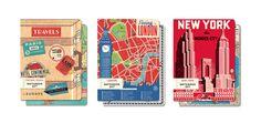 Cavallini & Co. / Notebook Sets