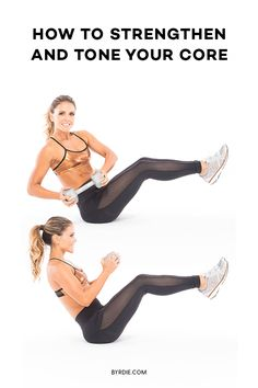 The best core exercises