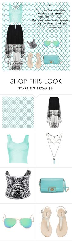 """dressed but not to impress"" by sarah-004 on Polyvore featuring LULUS and Kate Spade"