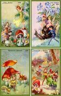 Rene Cloke Fairy Set 9