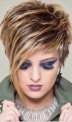 Smooth Subtle Fade - 30 Short Ombre Hair Options for Your Cropped Locks in 2019 - The Trending Hairstyle Brown Hair Cuts, Natural Brown Hair, Short Brown Hair, Short Hair With Layers, Short Hair Cuts, Short Hair Styles, Assymetrical Haircut, Dramatic Hair, Short Layered Haircuts
