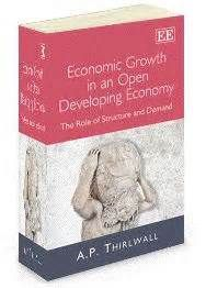 Economic growth in an open developing economy : the role of structure and demand / A.P. Thirlwall