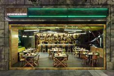 Chipotle Restaurant Interior Design Google Search Fast