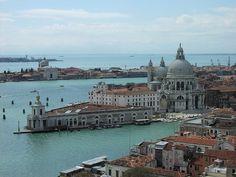 Venezia-punta della dogana