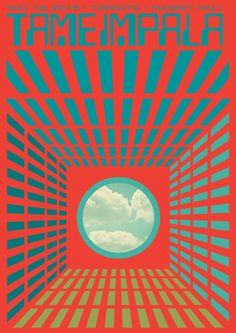 Tame Impala Toronto Poster   Etsy Poster It, Poster Wall, Poster Prints, Poster Collage, Bedroom Wall Collage, Photo Wall Collage, Band Posters, Cool Posters, Psychedelic Art