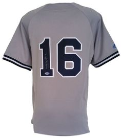 Whitey Ford Autographed New York Yankees Majestic Jersey 2X PSA