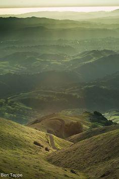 Mt Diablo Foothills CA