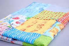 How to make an easy baby quilt