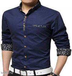 Checkout this latest Shirts Product Name: *New Attractive Men's Shirt* Fabric: Cotton Sleeve Length: Long Sleeves Pattern: Printed Multipack: 1 Sizes: M (Chest Size: 38 in, Length Size: 27 in)  L (Chest Size: 40 in, Length Size: 28 in)  XL (Chest Size: 42 in, Length Size: 29 in)  XXL Easy Returns Available In Case Of Any Issue   Catalog Rating: ★4 (3097)  Catalog Name: New Attractive Men's Shirt CatalogID_1100266 C70-SC1206 Code: 544-6891712-3411