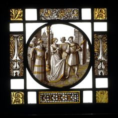 Rooms 83-84: Sacred Silver & Stained Glass - Victoria and Albert Museum
