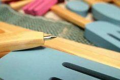 Wood pen 2 on Behance