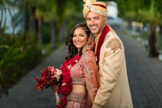 "Bride & Groom - Images from a recent Indian Wedding "" The Grand Palladium Jamaica"