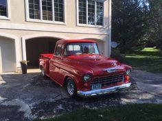 restored 1955 Chevrolet Pickups 3100 custom