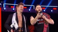 Chris Jericho vs. Kevin Owens Officially Booked For WrestleMania 33