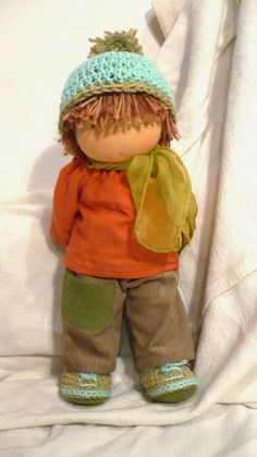 Sweet Waldorf doll #Waldorf doll#boy Waldorf doll   Samantha Disch https://wildmaplewool.squarespace.com