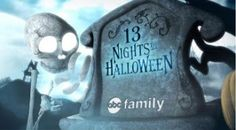 ABC Family's 13 Nights of Halloween Line Up