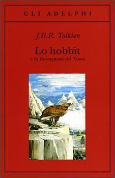 Lo hobbit di J.R.R. Tolkien