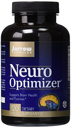 Jarrow Formulas Neuro Optimizer, Supports Brain Health and Function, 120 Caps * Visit the image link more details.