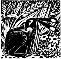 Image result for carry akroyd linocuts