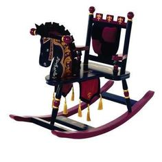 Medieval Rocking Horse - $159