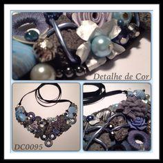 #Necklace #colar  #detalhedecor