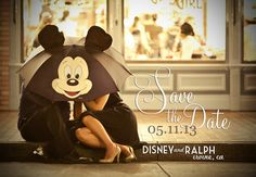 Such a cute save the date