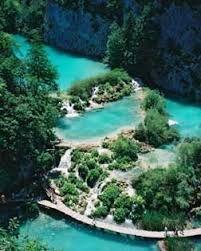 Croacia, parque natural de plitvice