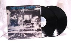 Eagle Has Landed Man's Journey to The Moon United Press LP 33 IT-2-7401 G+ #Documentary
