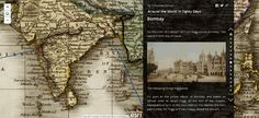 Maps Mania: Around the World in Eighty Days