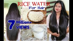 Rice water's benefits for the body and skin are widely known. We've discovered 10 amazing rice water benefits that will help your hair, face, & skin. benefits 10 Rice Water Benefits To Help You Improve Your Hair, Face, & Skin Extreme Hair Growth, Hair Growth Tips, Natural Hair Growth, Natural Hair Styles, Long Hair Styles, Grow Long Hair, Grow Hair, Rice Water Benefits, Hair Dandruff
