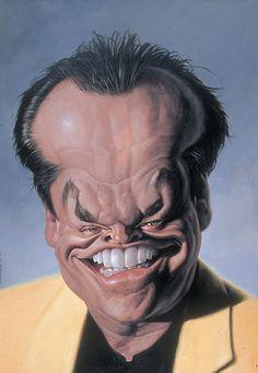 Jack Nicholson, Sebastian Krüger