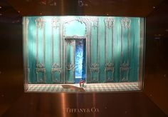 Christmas decorations,Tiffanys window displays