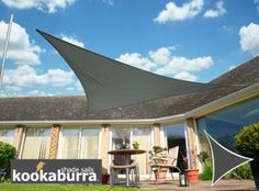 Quictent® New x x ft Triangle Sun Sail Shade Canopy Top Outdoor Cover Patio Garden w/Free Carry Bag- Blue, End of Season Promotion, Clearance Sale! Curved Pergola, Pergola Attached To House, Pergola With Roof, Cheap Pergola, Pergola Lighting, Covered Pergola, Pergola Kits, Waterproof Pergola Covers, Modern