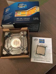 Intel Core i7 2600K 3.4 GHz Quad-Core Processor SR00C L044A892 #Intel