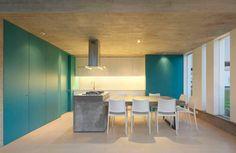 Moderne Esszimmer von Martin Dulanto