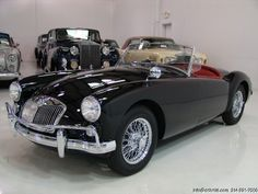Classic Cars British, British Sports Cars, Classic Sports Cars, Spitfire Airplane, Mg Cars, Classy Cars, Black Chalkboard, Old And New, Cars And Motorcycles
