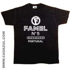 t-shirt - FAMEL Nº5